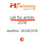 Call for Artists- Artrooms Fair Seoul 2018