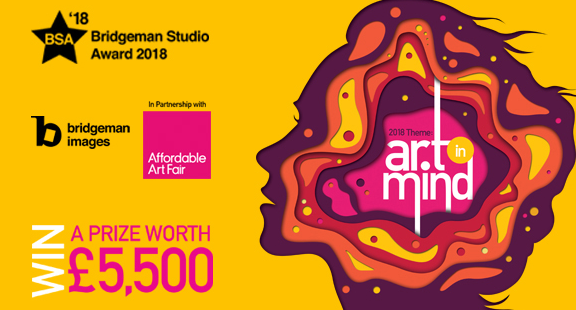 Art In Mind - Bridgeman Studio Award 2018