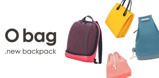 O bag new backpack