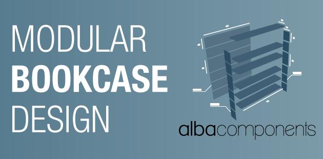 Modular Bookcase Design