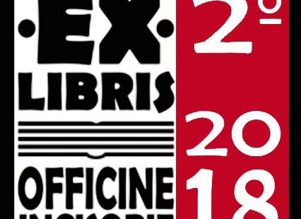 Secondo Concorso Internazionale Ex-Libris Officine Incisorie – 2018