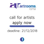 Call for Artists- Artrooms Fair ROMA 2019