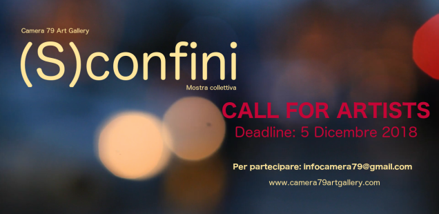 (S)confini - Call for Artists - Mostra collettiva