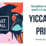 YICCA 18/19 - International Contest of Contemporary Art