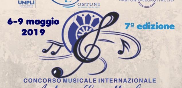 """Concorso Musicale Internazionale """"Antonio Legrottaglie"""""""
