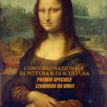 """CONCORSO NAZIONALE DI PITTURA & DI SCULTURA Premio Speciale LEONARDO DA VINCI  """"500° ANNIVERSARIO DELLA MORTE DEL GENIO"""""""