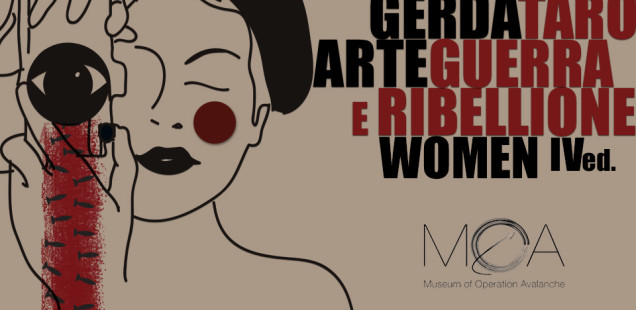 WOMEN IV ed. GERDA TARO - Arte, Guerra e Ribellione