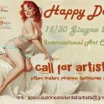 1° Happy Days International Art Contest