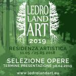 SELEZIONE OPERE LEDRO LAND ART