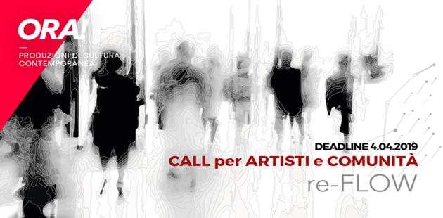 Re-FLOW - Open Call per danzatori e perfomer