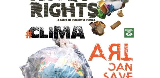 HUMAN RIGHTS? #CLIMA