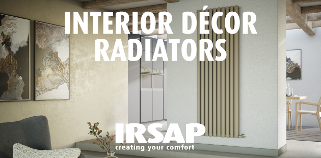 Interior décor radiators