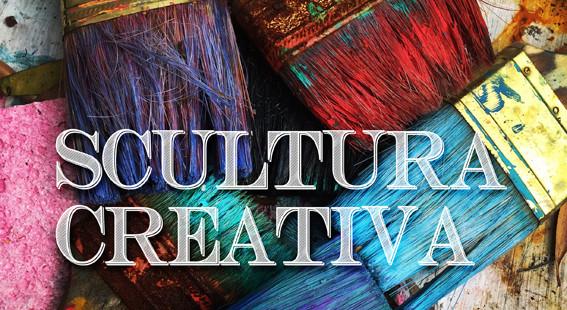 Presentazione CORSI DI SCULTURA CREATIVA corso base di arte applicata