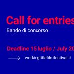 Working Title Film Festival - festival del cinema del lavoro