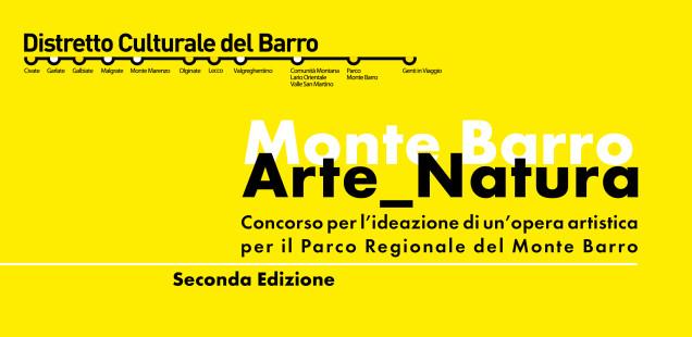 Monte Barro Arte_Natura II edizione
