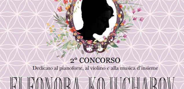 "2° Concorso Musicale ""Eleonora Kojucharov"" - 2019"