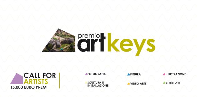 premio ArtKeys . Concorso di Arti Visive aperto a tutti.
