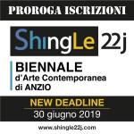 Concorso Shingle22j 2019 (Proroga al 30 giugno)