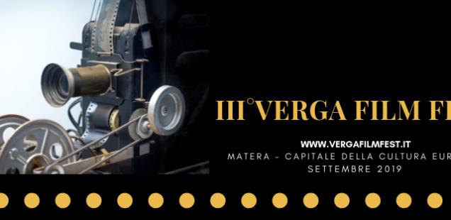 III° Verga Film Festival (Festival del cinema del reale e sociale)