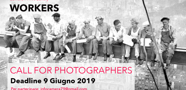 "Call For Photographers - ""Workers"" /  ( Roma)"