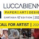 Lucca Biennale: X Edizione della mostra internazionale dell' arte in Carta.