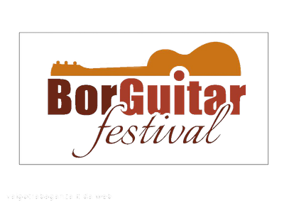 BorGuitar Festival International Competition