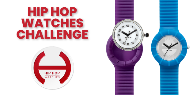 Hip Hop Watches Challenge - Disegna il nuovo orologio iconico Hip Hop