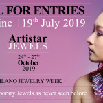 Open Call Artistar Jewels 2019 Fall Edition