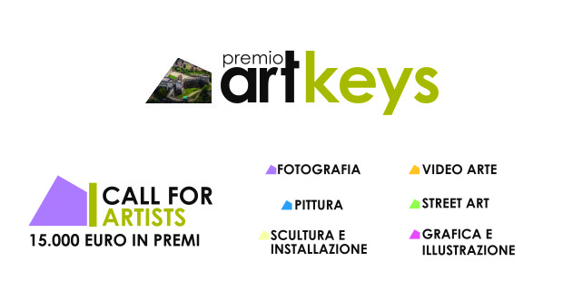 ArtKeys Prize | Concorso Internazionale d'Arte Contemporanea