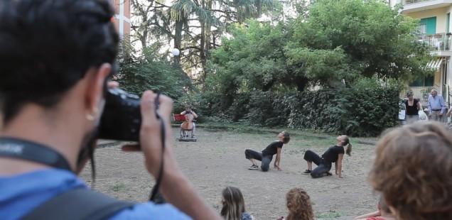 PREMIO VIDEO DANCE REPORTER. RIVOLTO A SINGOLI ARTISTI O GRUPPI