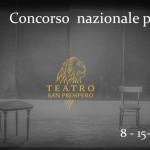 Concorso Nazionale per corti teatrali V edizione