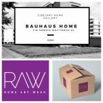 Bauhaus Home Gallery al Rome Art Week: OPEN CALL FOR ARTISTS