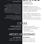NERO & BIANCO. Selezione per mostre collettive a Viareggio