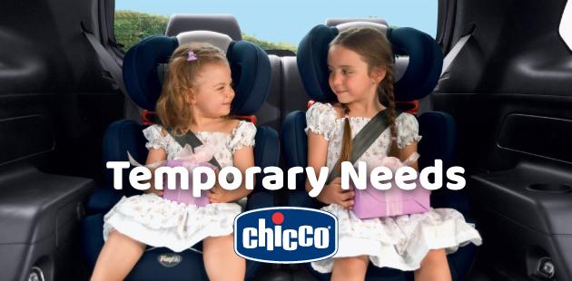 Temporary Needs (Chicco - Gruppo Artsana)