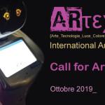 Arte_Tecnologia_Luce_Colore - International Art Contest