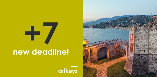 New Deadline! Premio ArtKeys