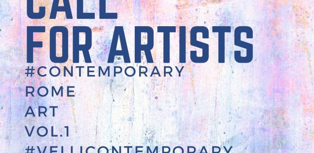 #CONTEMPORARY ROME ART - PALAZZO VELLI EXPO