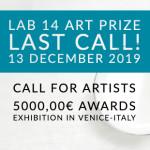 Lab.14 Art Prize