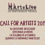 Concorso multiartistico MArteLive 2019