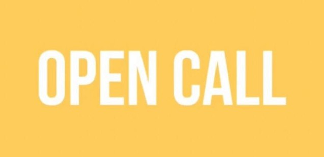 VISUAL ART OPEN CALL