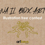 Artkeys Box , contest gratuito per grafici e illustratori.