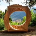 BoscoArteStenico edizione 2020 scultura e land art