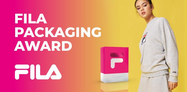 FILA Packaging Award