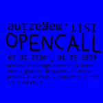 ISIT.opencall#002 / Contemporary Art Magazine