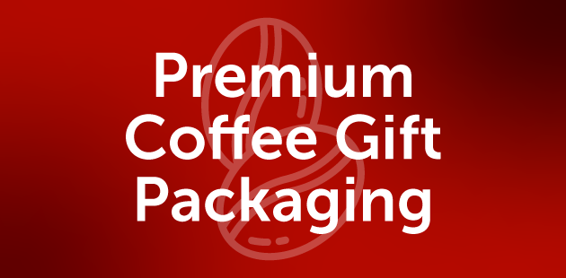 Premium Coffee Gift Packaging