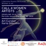 I Edizione Premio ARTEmide -Women in Art Call for Women ARTISTS