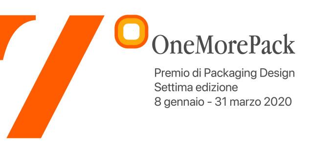OneMorePack, premio di packaging design per professionisti e studenti