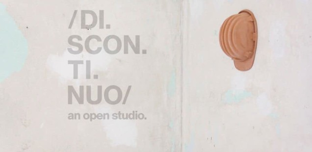 DISCONTINUO an open studio #3