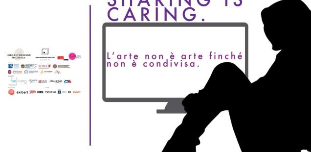 CALL FOR VIDEO ARTIST:SHARING IS CARING. L'arte non è arte finché non è condivisa. I EDIZIONE - VINCI UNA RESIDENCE FOR ARTISTS