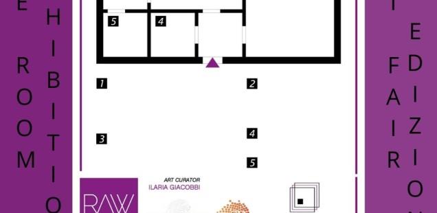 The Room Exhibition Art Fair I Edizione - Call 4 Artists
